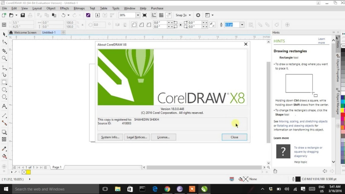 Descargar CorelDRAW Graphics Suite 2018