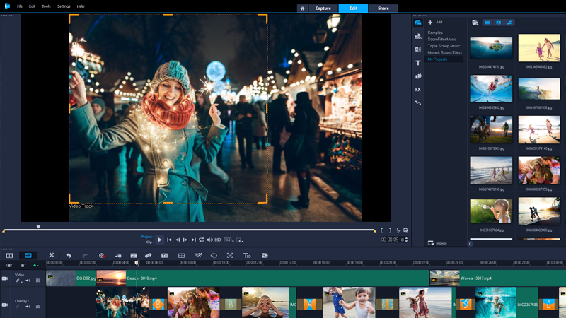 Corel VideoStudio Ultimate 2019 v22