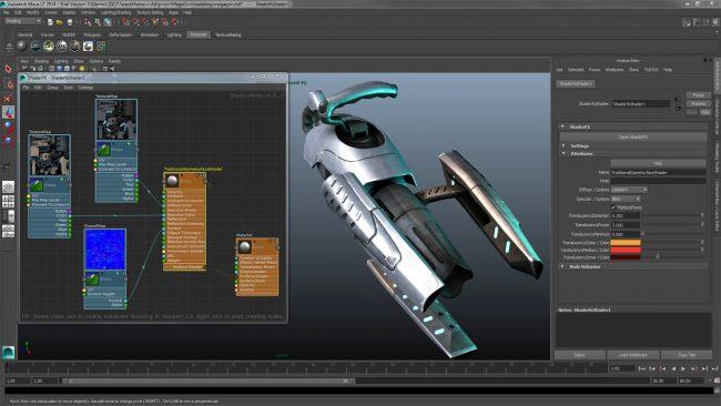 Autodesk Maya 2019 Full