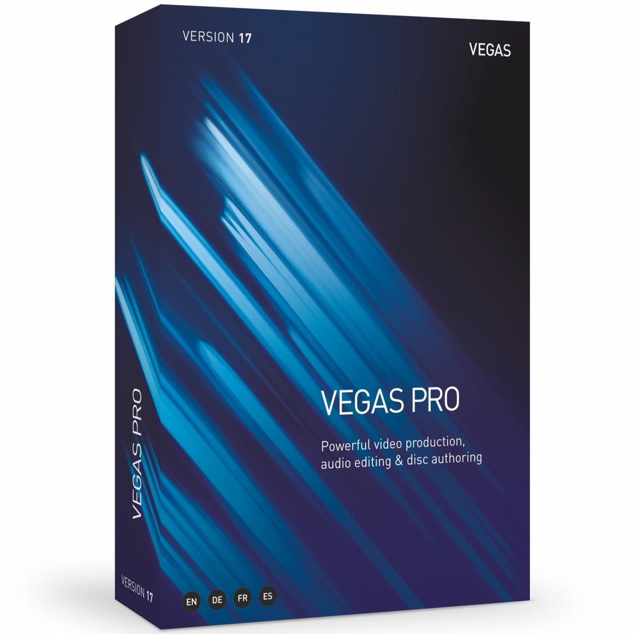 Descargar Vegas Pro 17