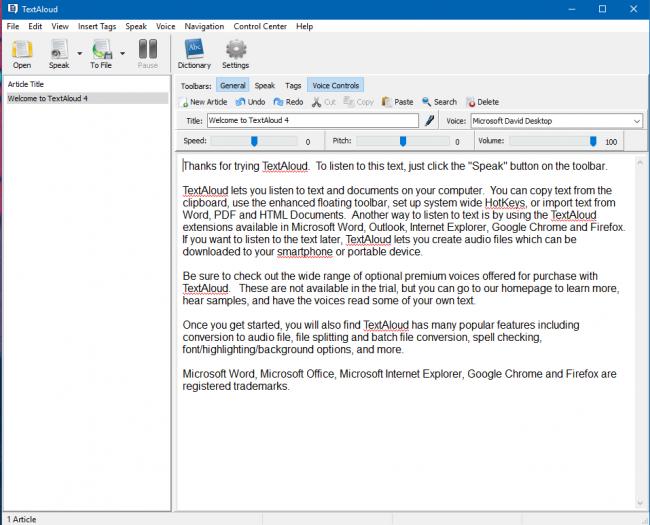 Nextup TextAloud v4.0.37