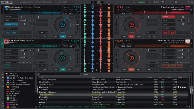 descargar virtual dj 2020 full crack gratis en español