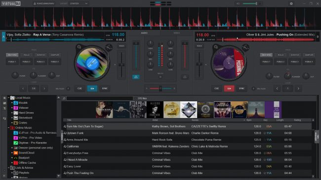 virtual dj 2020 8.4 pro infinity build 5308 full cracked free download