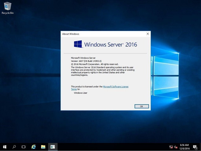 windows server 2016 descargar