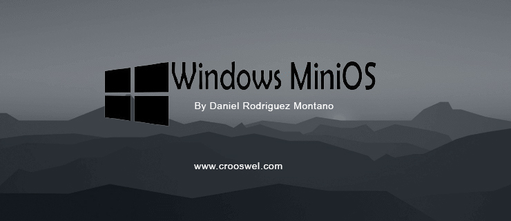 Windows-MiniOS-2017.09