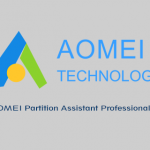 AOMEI Partition Assistant Professional v8.9