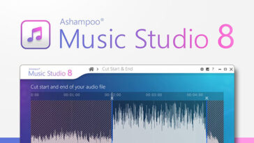 ashampoo music studio 8 full