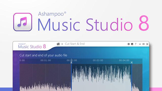 ashampoo music studio 8 full