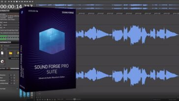 Descargar MAGIX Sound Forge Pro Suite Full