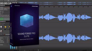 Descargar MAGIX Sound Forge Pro Suite Full